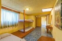 Suites King Size + balcon con vista a toda la bahia 2 personas con Aire Acondicionado