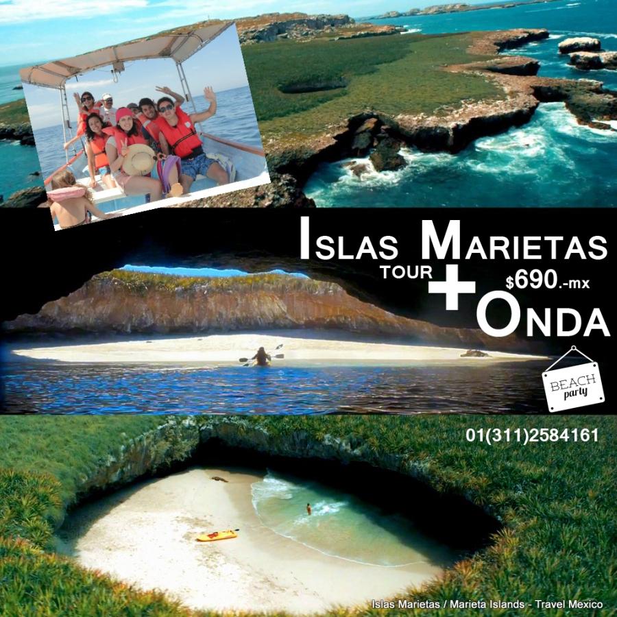 TOUR ISLAS MARIETAS 690-01