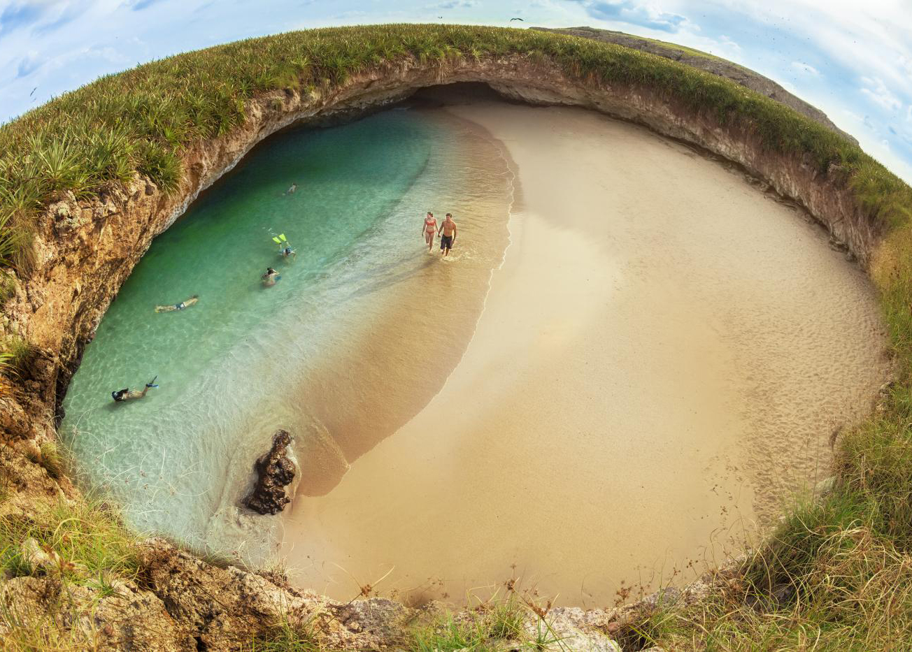 Resultado de imagen para islas marietas